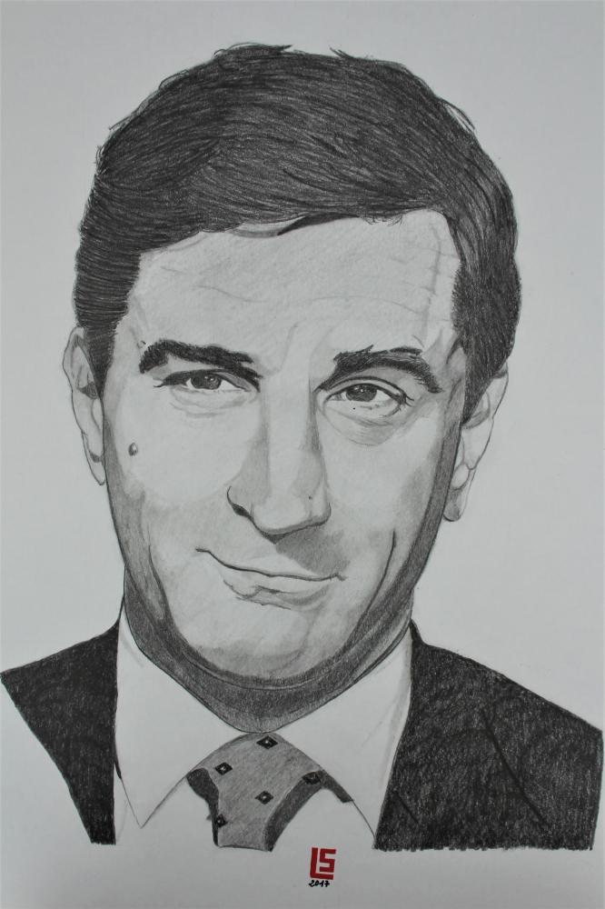 Robert De Niro by kornog